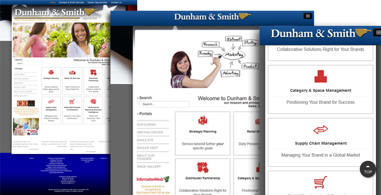Dunham & Smith Design and Development